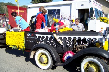 Buckley Daffodil - CarSide1