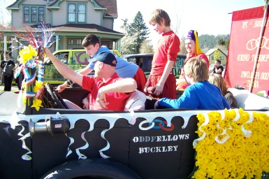 Buckley Daffodil - CarSide2