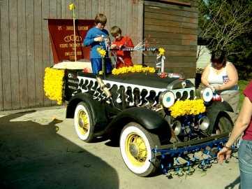 Buckley Daffodil - KidsInCar