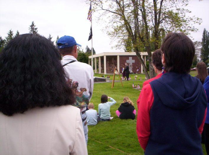 Memorial 6Day Service 2008