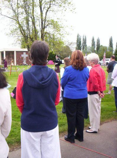 Memorial 7Day Service 2008