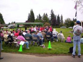 Memorial 8Day Service 2008