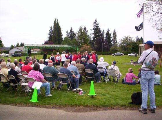 Memorial 9Day Service 2008