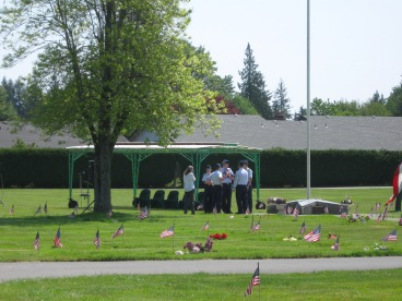 Memorial Day Service 2009Memoriail Day Service 2009022
