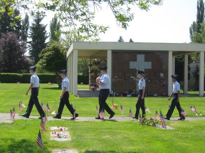 Memorial Day Service 2009Memoriail Day Service 2009032