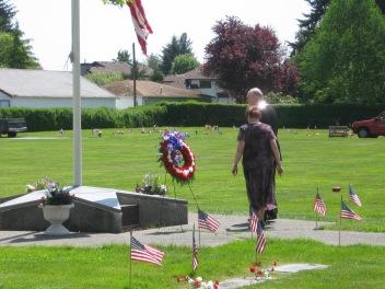 Memorial Day Service 2009Memoriail Day Service 2009038