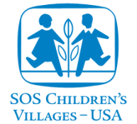 SOS Child Village USA LOGO