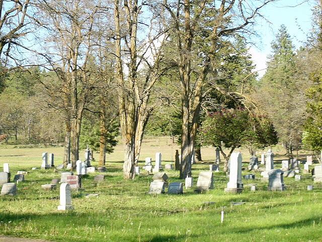 IOOF Cemetery_GOLDENDALE_Headstones