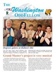 IOOFWA November Newsletter